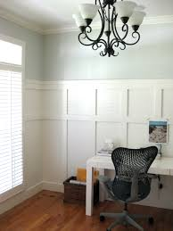 moonshine by benjamin moore walls board and batten wainscoting