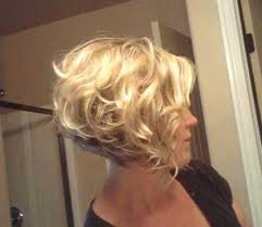 stacked bob haircut pictures curly hair stacked a line bob haircut hair awesomeness pinterest