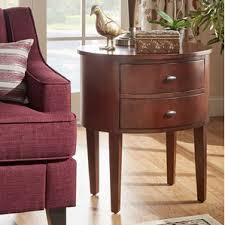 Accent Table With Drawer End U0026 Side Tables With Drawers Wayfair