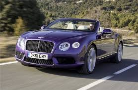 purple bentley mulsanne bentley continental gtc 2011 car review honest john