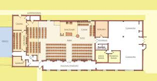 Catholic Church Floor Plans St Gerard Catholic Church U2013 Interior And Exterior U2013 Bootsma Design