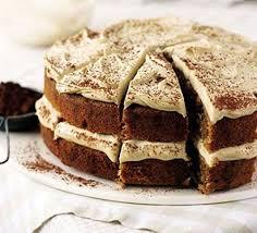 cappuccino cake recipe bbc good food