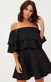 bandeau dresses u0026 strapless dresses prettylittlething ie