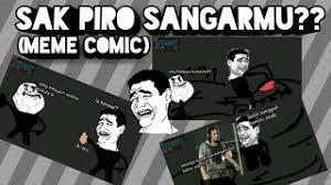 Meme Comic Jawa - all video meme comik