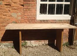 reclaimed teak tables emily readett bayley