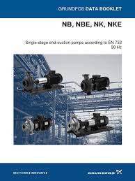 grundfos data booklet pdf pump hvac