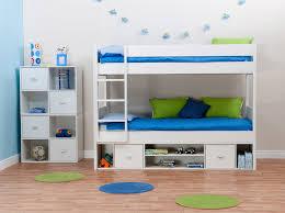Stompa Detachable Storage Bunk Bed