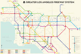 Expo Line Santa Monica Map Dreaming Of An La Commute Without Cars U2013 For The Curious