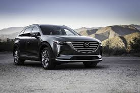 mazda is made by mazda has an all new cx 9 will anyone notice la times