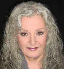 how to bring out gray in hair extensions for natural curly or wavy gray hair d hair ideas