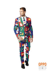 mens christmas opposuit office party suit fancy dress