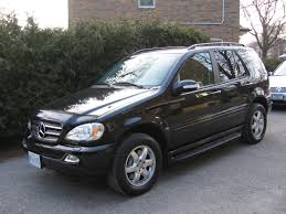 2004 mercedes benz m class information and photos zombiedrive