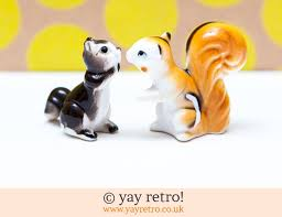 vintage chipmunk squirrel ornament 1 squirrel free vintage