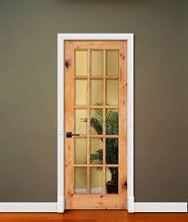 15 light french door 10 15 lite french clear glass knotty alder rustic 6 8 80