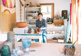 get to know shelter island based ceramist lora lomuscio hamptons