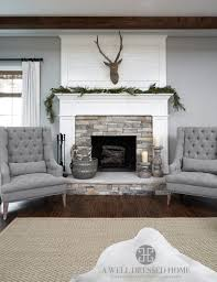 mesmerizing decorate living room with fireplace images best
