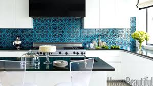 blue tile kitchen backsplash blue kitchen backsplash tile image of mosaic tile kitchen style
