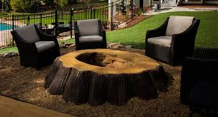 custom outdoor fire pits custom designed firepits for outdoors