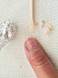 how to remove a gel manicure at home safely and without freaking out
