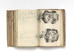 pattern book of ornament 1605 a remarkable volume containing