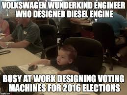 Funny Voting Memes - 22 vw memes about diesel emissions and more