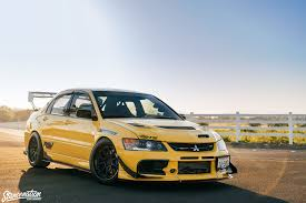 the mitsubishi e evolution wants perseverance is key yovani martinez u0027s evo viii stancenation