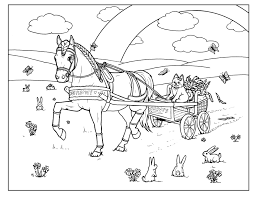 spring coloring contest st croix saddlery