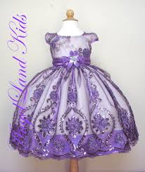beautiful affordable toddler purple easter dresses for less