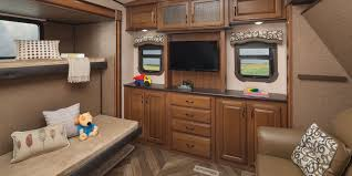 Whats The Difference Between An RV With Bunk Beds And A Bunkhouse - Rv bunk beds
