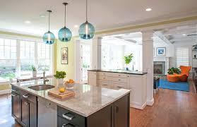 modern kitchen island pendant lights kitchen pendant lighting blue roselawnlutheran