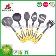 Kitchen Cooking Utensils Names by Kitchen Item Nylon Cooking Utensils Names Buy Cooking Utensils