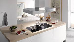 island kitchen hoods miele wall and island hoods
