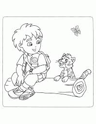 go diego go 01 13 png 281095 go diego coloring pages coloring home