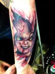 10 best horror tattoos