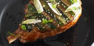 cuisiner une cote de veau côte de veau épaisse aux légumes oubliés facile et pas cher