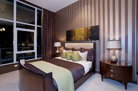 wall pattern for bedroom 20 trendy bedrooms with striped accent walls