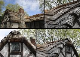 storybook homes and sea wave roofs in british columbia houseporn ca