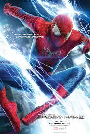 amazing spider man 2 poster u2013 spider man heyuguys