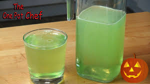 drinkable slime one pot chef youtube