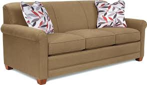 lazy boy leah sleeper sofa reviews livingroom la z boy leah double sofa lazy diana sleeper reviews
