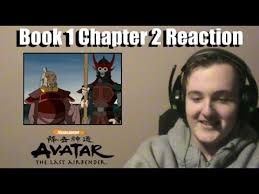 avatar airbender book 1 chapter 2 reaction