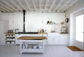 rustic white kitchen cabinets kitchen excellent white kitchen decor with white wood floor and