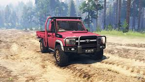 land cruiser pickup v8 toyota land cruiser 70 j79 for spin tires