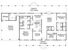 simple 4 bedroom house plans simple house plans simple home plans the house plan shop 3d simple