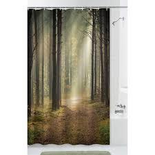 Hookless Shower Curtain Walmart Bathroom Mint Shower Curtain Fabric Shower Curtains Walmart