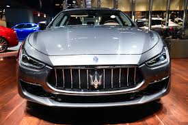 best maserati 2017 2018 maserati ghibli lands with updated looks more power