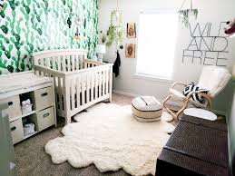 Rocking Bed Frame by Nursery Design For Chic Babies