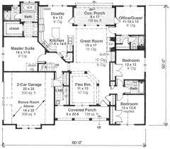 craftsman style house plan 4 beds 3 00 baths 2202 sq ft plan 51 511