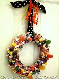 Halloween Wreath Decorations by Handmade Halloween Wreaths C R A F T