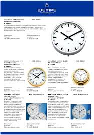 marine clocks ships time systems pdf
